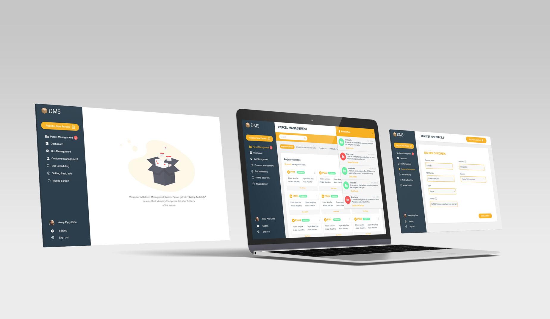 mobile application service company